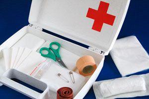 Ilustración de Cómo armar un Botiquín de Primeros Auxilios