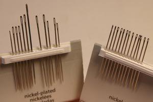 Cómo cuidar las agujas de coser