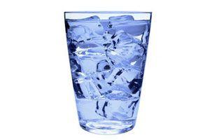 Cómo enfriar un vaso