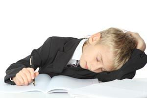 Cómo identificar problemas de sueño en los niños