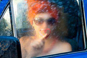 Vidrios del Auto empañados
