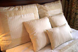 Cómo lavar las almohadas