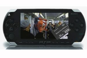 Cómo ver videos en la PSP con una Memory Stick