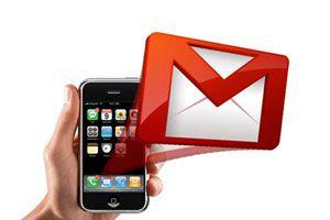 Ilustración de Cómo configurar Gmail en un iPhone