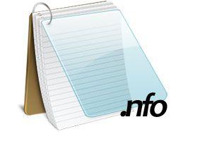 Cómo abrir los archivos con extensión .nfo