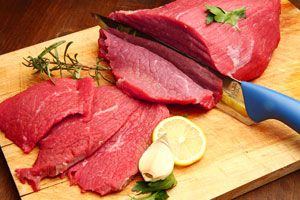 Ilustración de Cómo elegir y cocinar carne de vaca