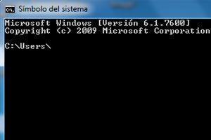 Ilustración de Cómo Restaurar Sistema desde el símbolo de sistema en Windows XP