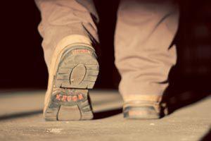 Ilustración de Cómo evitar que los zapatos resbalen