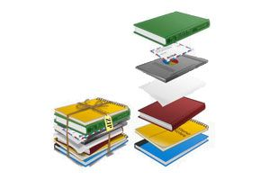 Ilustración de Cómo descomprimir archivos según su extensión