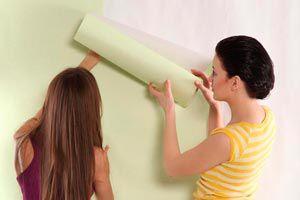Ilustración de Cómo quitar el empapelado de una pared