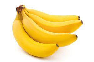 Ilustración de Cómo conservar las bananas
