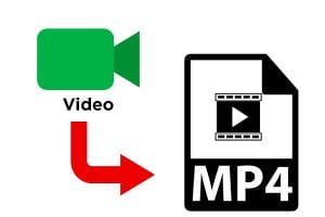 Como convertir videos a MP4 de iPhone
