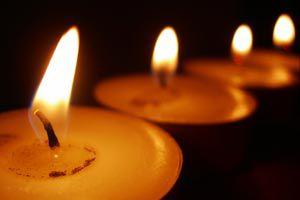 Ilustración de Cómo limpiar las velas