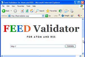 Como validar un RSS