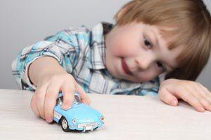 Cómo evitar que los niños se lastimen con los juguetes