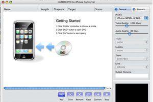 Como transferir un DVD al iPhone o iPod Touch gratis
