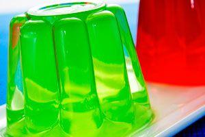 Sacar la gelatina de un molde