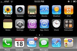 Cómo capturar la pantalla del iPhone