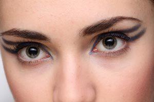 Cómo utilizar las sombras en el maquillaje