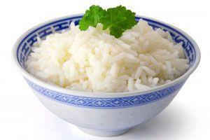 Ilustración de Cómo recalentar el arroz