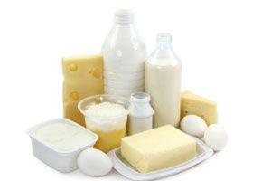 Cómo congelar lácteos