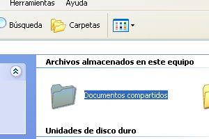 Como eliminar los documentos compartidos