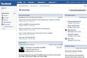 Ilustración de Como chatear en Facebook desde la ventana lateral de Mozilla Firefox