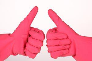 Cómo hacer que los guantes de goma duren mas tiempo