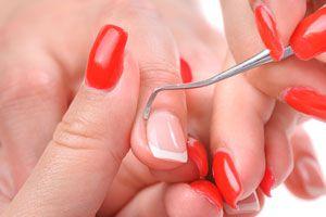 Cómo mejorar las cutículas de las manos