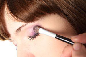 Cómo maquillarse según el color de cabello