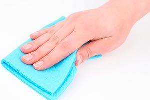 Cómo lavar bien los pisos en un solo paso