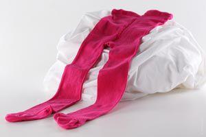 Cómo lavar las medias de mujer