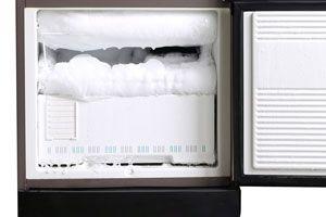 Ilustración de Cómo Descongelar un Freezer o Congelador