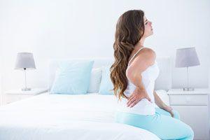 Ilustración de Cómo evitar dolores lumbares o de espalda