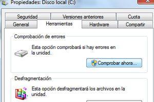 Ilustración de Cómo hacer un Scandisk en Windows XP