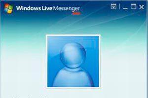 Ilustración de Como agregar un contacto en Windows Live Messenger