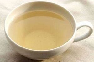 Cómo preparar té blanco