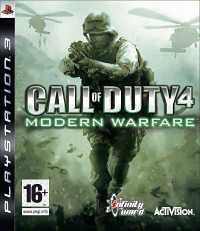 Trucos para Call of Duty 4: Modern Warfare - Trucos PS3