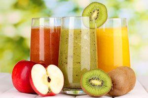 Ilustración de Cómo preparar Jugos de Frutas Nutritivos