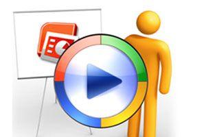 Cómo pasar archivos de powerpoint a video. Programa para transformar archivos pps o ppt a video, como avi y wmv