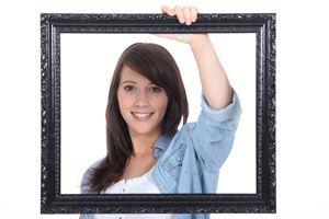 Como pintar un marco sin ensuciar el vidrio