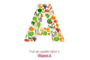 Cómo consumir vitamina A