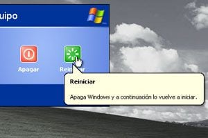 Reinicio rápido de Windows XP