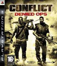 Trucos para Conflict: Denied Ops - Trucos PS3