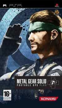 Ilustración de Trucos para Metal Gear Solid: Portable Ops Plus - Trucos PSP