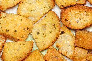Cómo hacer pan frito