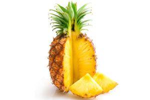 Cómo elegir una piña o ananá