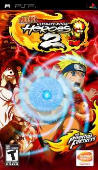 Trucos para Naruto: Ultimate Ninja Heroes 2: The Phantom Fortress - PSP