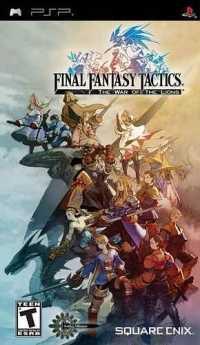 Ilustración de Trucos para Final Fantasy Tactics: The War Of The Lions - Trucos PSP