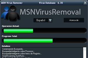 Ilustración de Como eliminar los virus del MSN